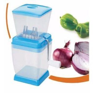 Miltifunctional onion chopper
