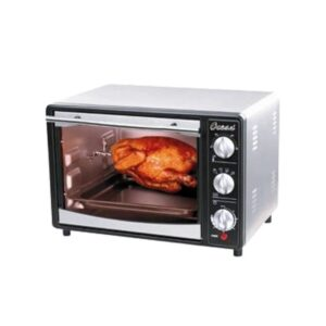 Ocean OEO18S Electric Oven W/R 18Lt Silver
