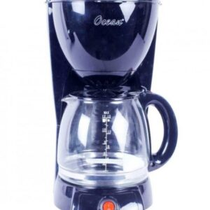 Ocean Coffee Maker OCM6622 1.5L Black
