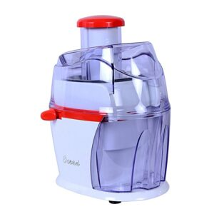 Ocean OJE215 Fruit Juicer White and Red