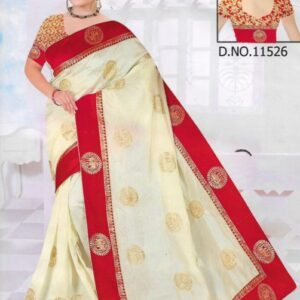 Indean Katan saree