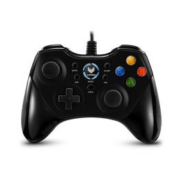 Rapoo V600 Ergonomic Vibration Shock Controller Gamepad