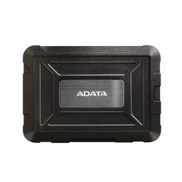 "ADATA ED600 2.5"" Black Enclosure"