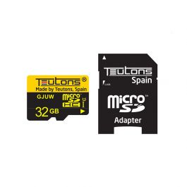 Teutons 32GB microSD Memory Card With Adapter
