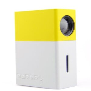 YG-300 Mini Portable LCD Home Multimedia Projector Price in Bangladesh