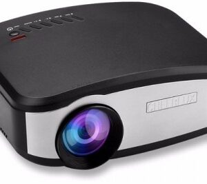 Cheerlux C6 1200 Lumens Mini Portable LED 3D Projector Price in Bangladesh