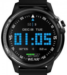 Microwear L8 Touchscreen Waterproof Smartwatch Price in Bangladesh