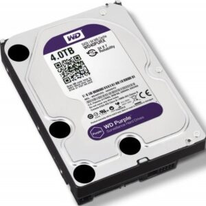 Western Digital Purple 4TB Surveillance Hard Disk Drive