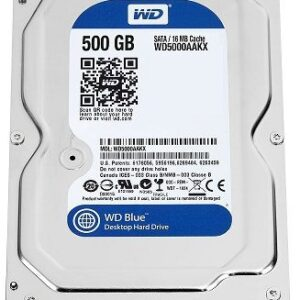 Western Digital WD Blue WD5000AAKX 500GB Hard Drive Price in Bangladesh