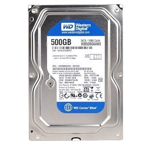 Western Digital WD Blue WD5000AAKX 500GB