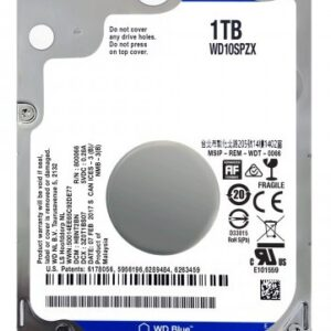 WD WD10SPZX Blue 1TB 5400 RPM laptop hard disk price in bd