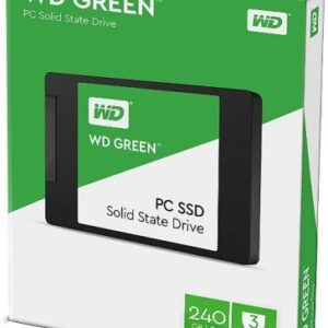 Western Digital Green 240GB Internal PC Storage SSD Price in Bangladesh