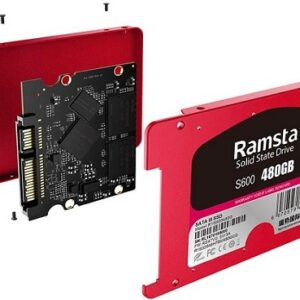 Ramsta S600 480GB SATA3 SSD Price in Bangladesh