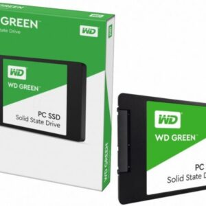 Western Digital Green 240GB SATA 6Gb/s Solid State Drive Price in Bangladesh