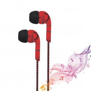 Astrum EB200 Stereo Earphones Plus In-line Microphone