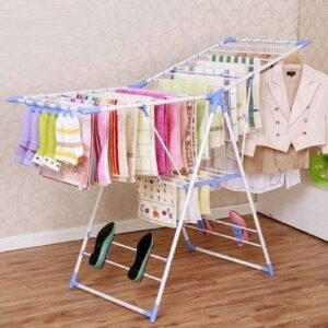 Foldable dryer stand