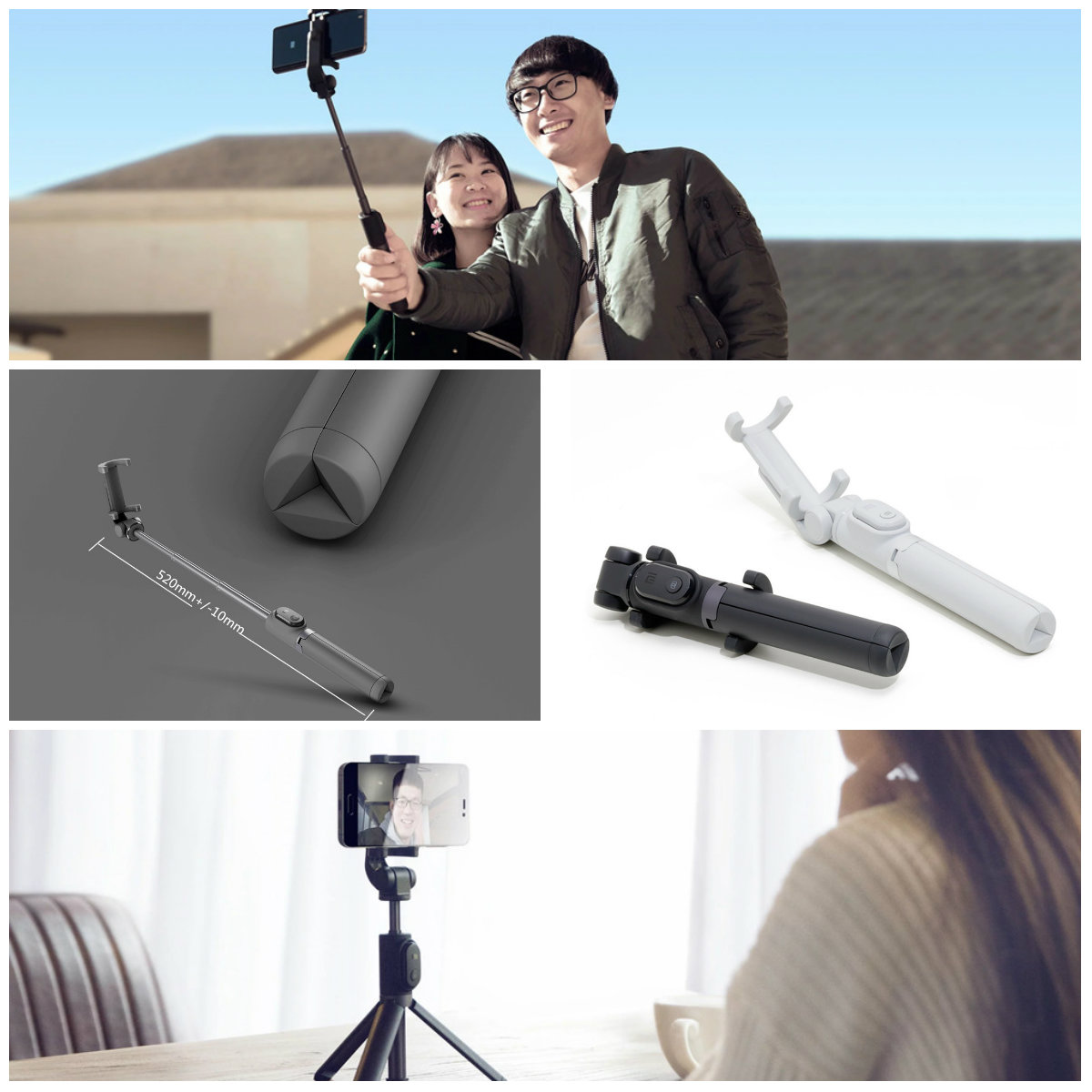 Xiaomi Mi Selfie Stick Wireless Tripod in Bangladesh