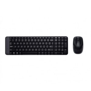 Logitech Wireless Keyboard and Mouse combo MK220